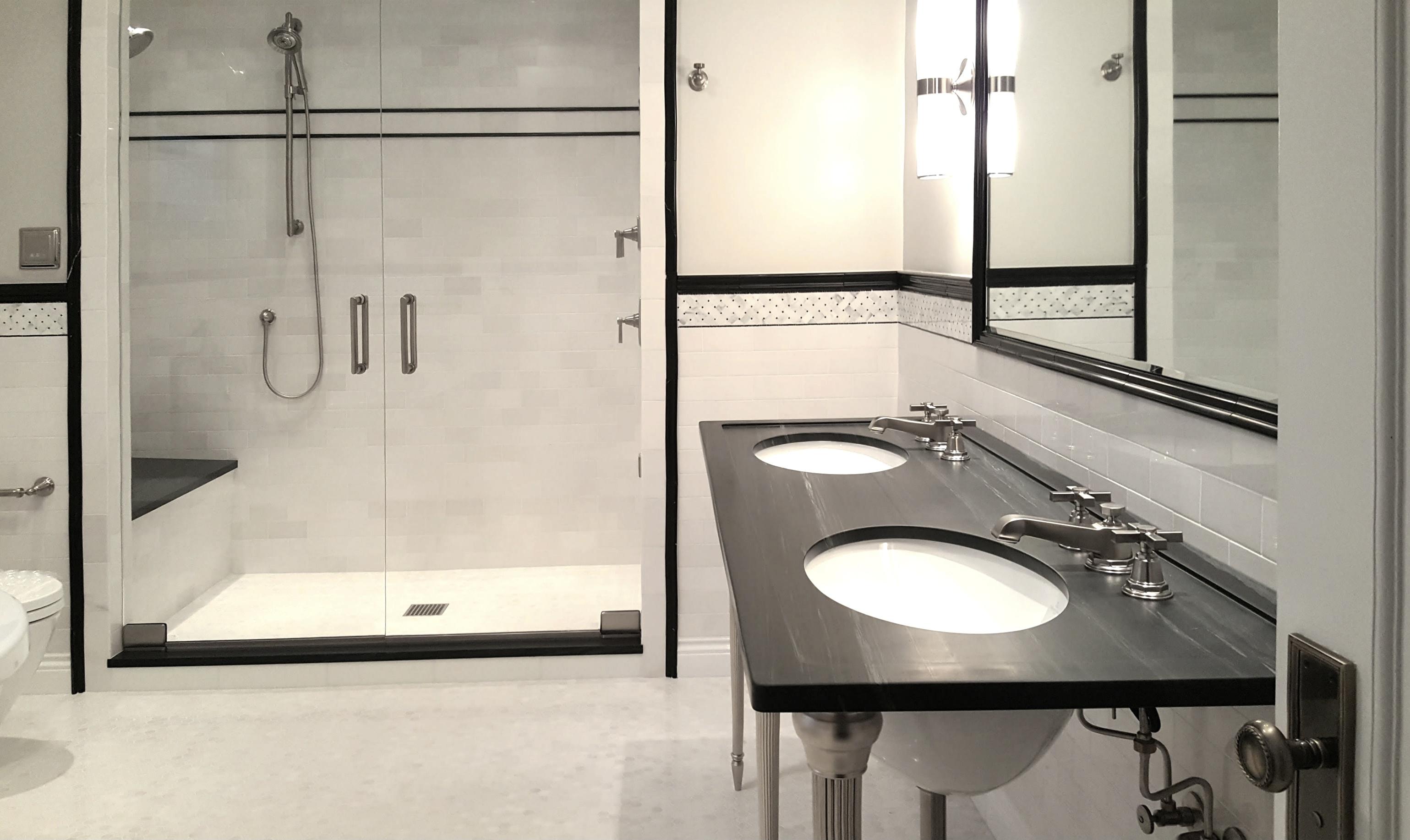 Highland Developers Bathroom Redesign - Bathroom re design